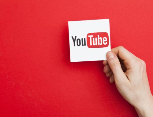 Annoncering på Youtube