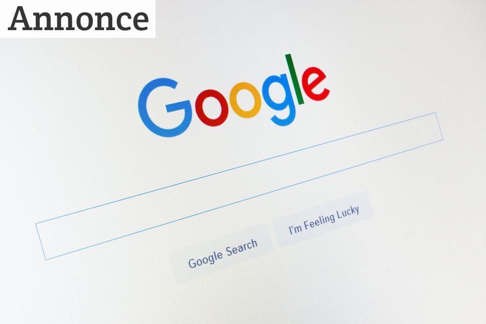 vigtige Google kommandoer