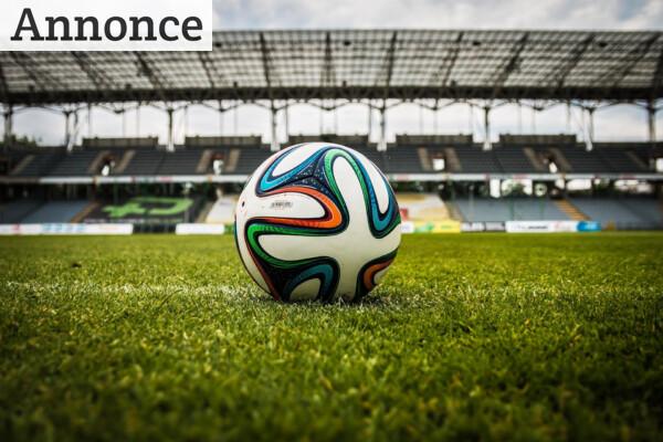 Brug fodbold i markedsføringen
