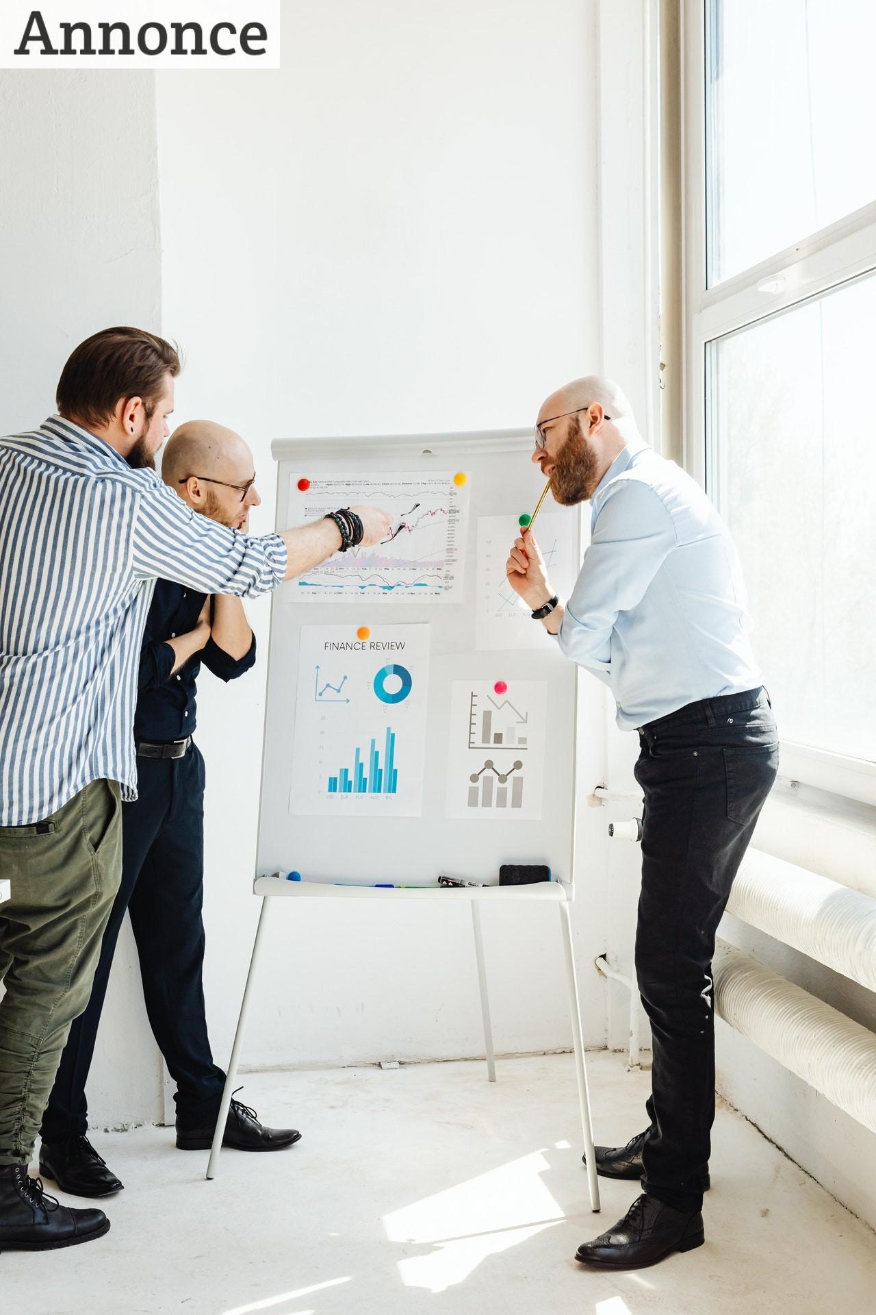 Få styr på marketingsbudgettet med den rette revisor